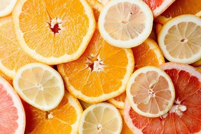 Fruits Coupe Faim Naturel