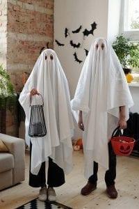 Costume d'Halloween - Fantôme