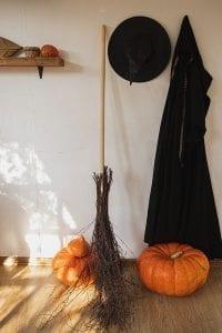 Costume de sorcière - Halloween