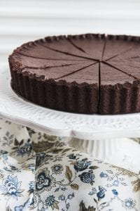 Gâteau chocolat healthy