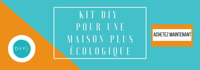kit diy maison écologique