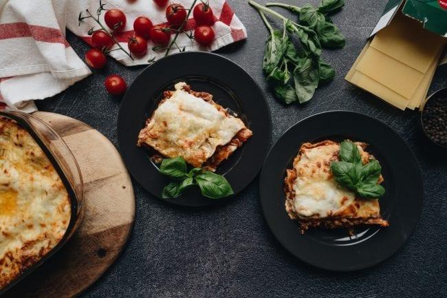 Lasagnes : nos 2 recettes délicieuses !