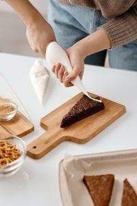 Chantilly glace - chocolat