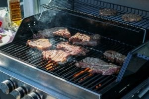 grille-barbecue