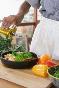 Omega 3 huiles végétales