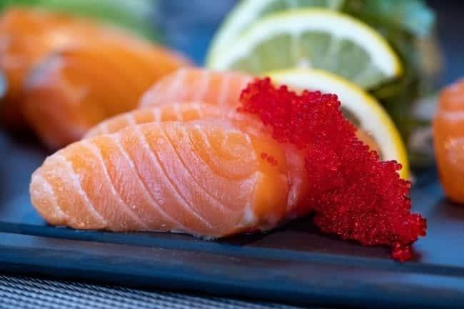 Omega 3 - poissons