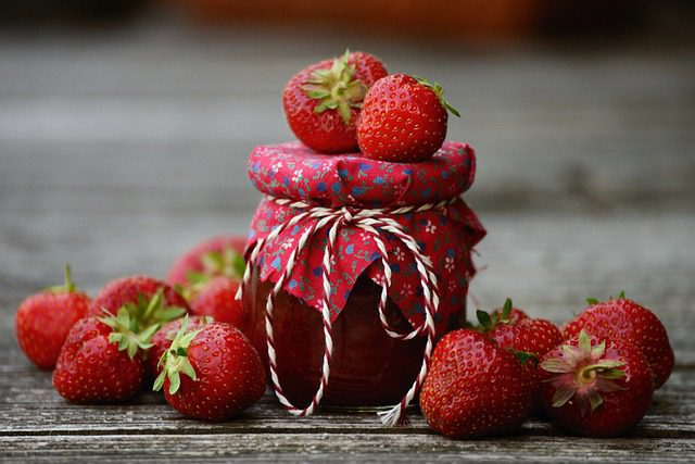 Confiture-fraise